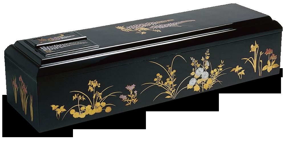 納棺師と棺
