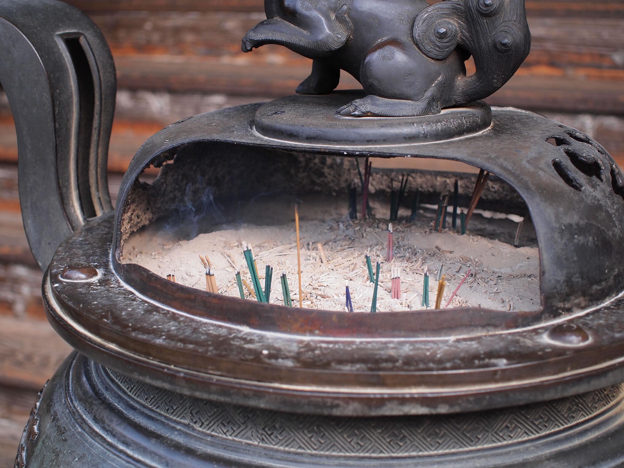 お寺の事業