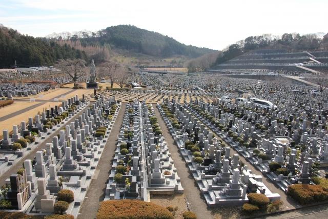 葬儀とマナー《霊園選びのポイント》